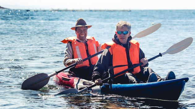 Aventuras en kayak y turismo sostenible