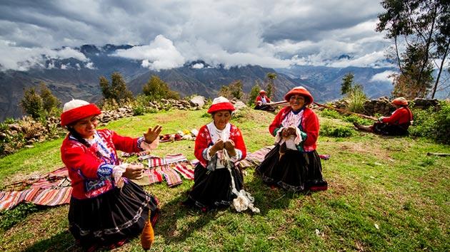 Turismo rural comunitario en Machu Picchu, Perú