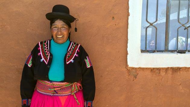 Turismo rural comunitario Perú