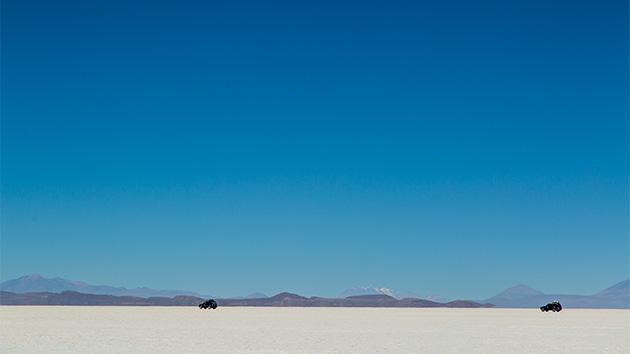 Turismo rural comunitario en el Salar de Uyuni, Bolivia