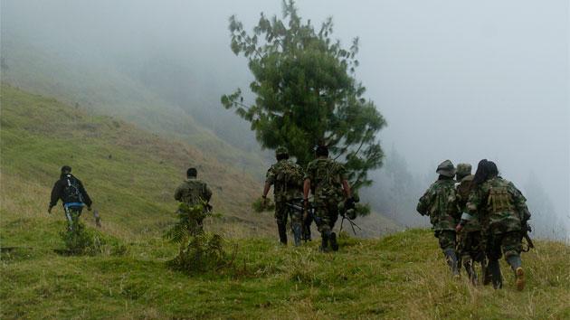 Más de cinco décadas de conflicto armado