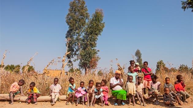 Trabajamos en Angola, para ayudar a los más vulnerables
