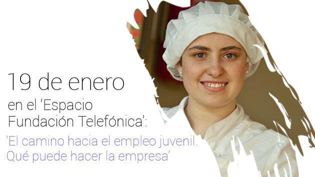 Te invitamos a la conferencia y presentación del informe: 'El camino hacia el empleo juvenil. Qué puede hacer la empresa'