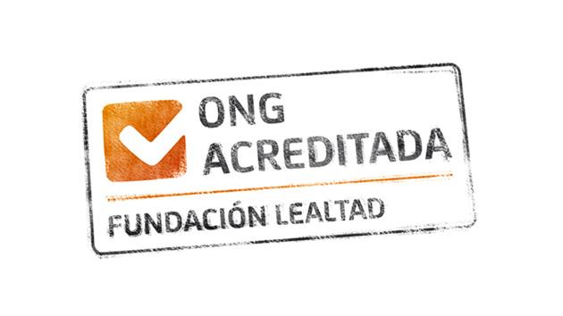 Obtenemos el Sello ONG Acreditada por la Fundación Lealtad