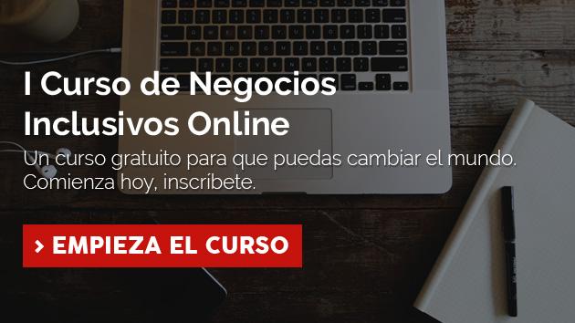 """Apúntate al """"I Curso de Negocios Inclusivos Online"""""""