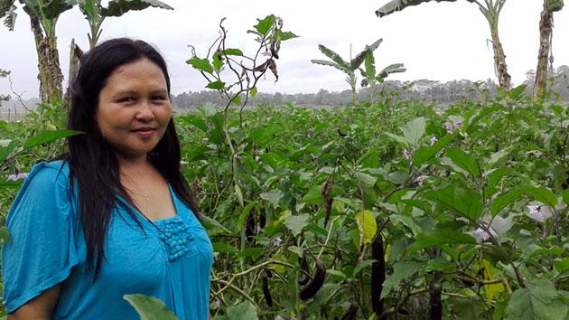 Emely y su resilencia contra los desastres naturales en Filipinas