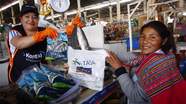 TASA: Incorporando a personas de bajos recursos en la estrategia de negocio
