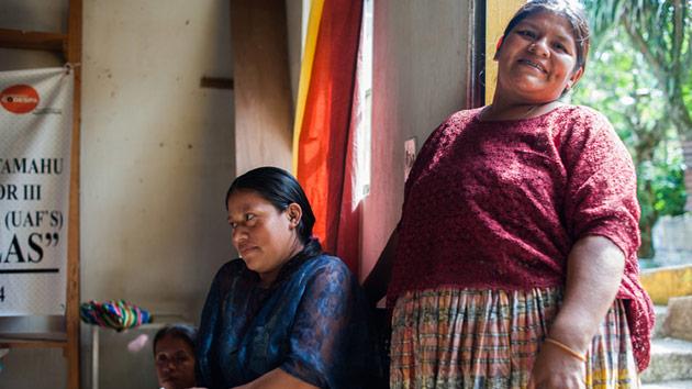 6 claves del programa 'EntreTODOS: Grupos Educativos de Ahorro y Crédito' en Guatemala