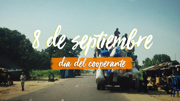 Celebramos el día del cooperante, nuestro delegado en República Democrática del Congo nos cuenta su experiencia
