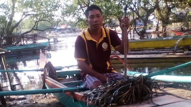 El impulso de algas marinas en Filipinas ayuda a los agricultores más vulnerables