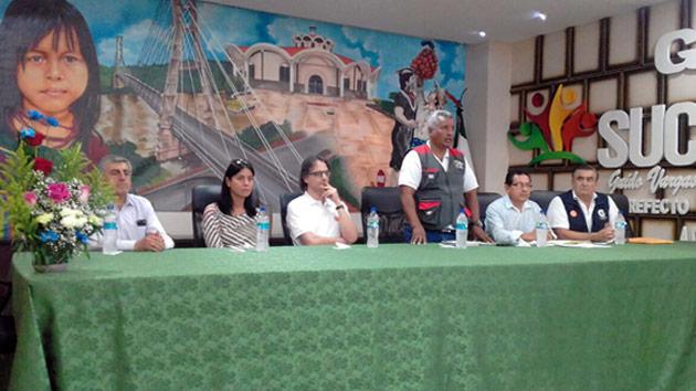 Junto al IAEN, en Ecuador, lanzamos un curso sobre cadenas de valor y cooperación internacional
