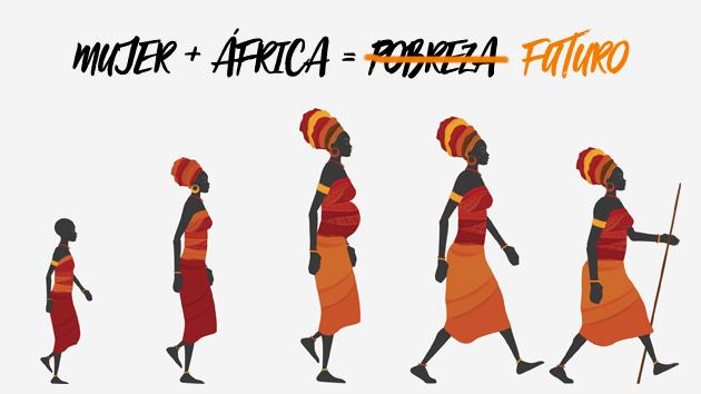 ¿A qué barreras se enfrenta una mujer africana a lo largo de su vida?