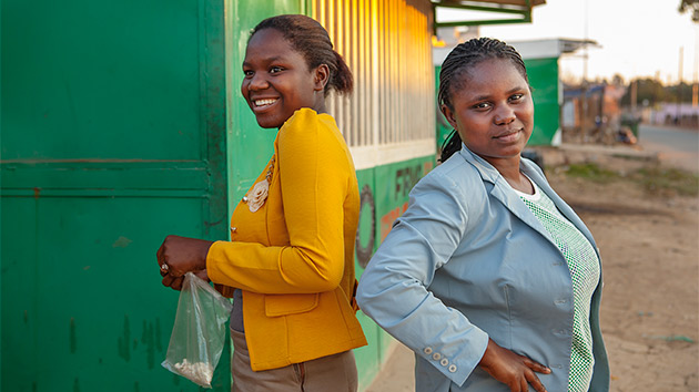 """Por qué nace """"Mujeres africanas. Mirada al futuro"""""""