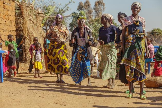 Luchamos contra el hambre en Angola