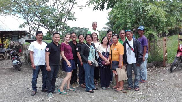Equipo Filipinas de CODESPA