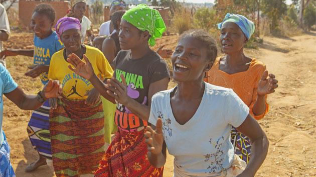 3 mujeres africanas que se suman a los Objetivos de Desarrollo Sostenible