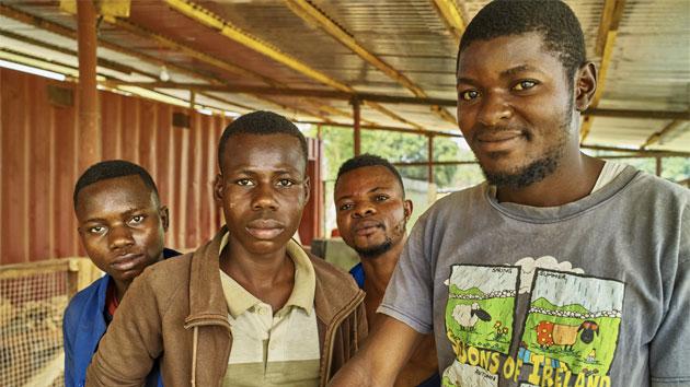 Objetivos de Desarrollo Sostenible: la erradicación de la pobreza