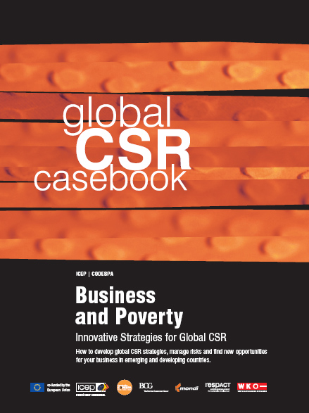 Business and Poverty: Innovative Strategies for Global CSR