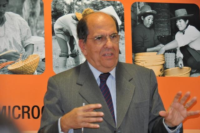 Rodrigo Guerrero en CODESPA