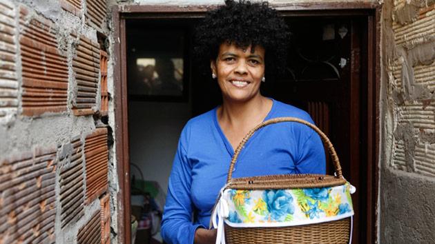 Una mujer innovadora y valiente en medio del conflicto armado colombiano. #unahistoriaquecontar