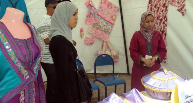 Participamos en una feria de productos autóctonos en Marruecos