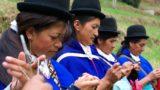La mujer indígena: tejedoras de paz en Colombia