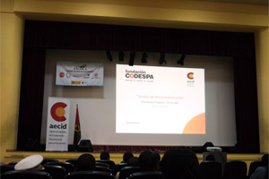 Comenzamos nuevos proyectos de cooperación en Angola
