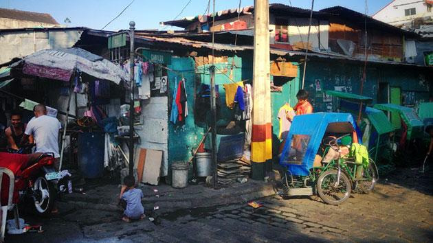 Un nuevo tifón golpea a Filipinas