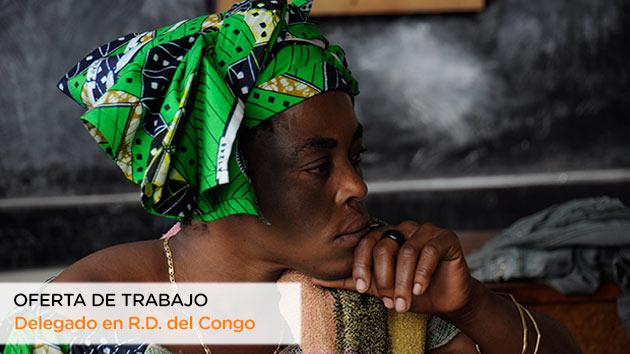 Oferta de trabajo Delegado en República Democrática del Congo
