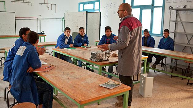 Oferta equipo evaluador para desarrollar una evaluación intermedia externa en Marruecos