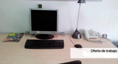 Oferta de trabajo como Secretaria Recepcionista en Madrid