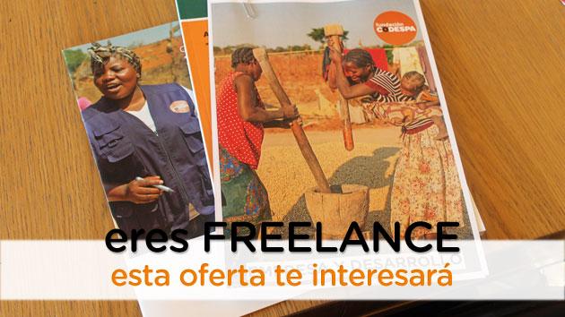 Oferta Asistente de Comunicación Freelance