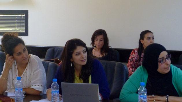 """Organizamos un taller para evaluar """"AFAK"""", una oportunidad para jóvenes excluidos en Marruecos"""