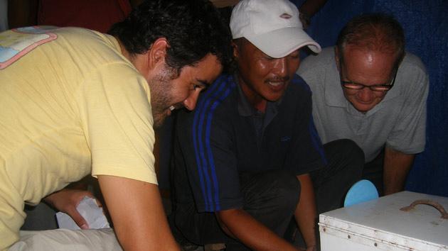 """Pablo Olmedo, voluntario corporativo : """"Pensar que es imposible cambiar el mundo sería un tremendo error"""""""