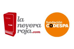 La Nevera Roja donará el 25% de los ingresos recaudados con sus 'códigos solidarios' a CODESPA para luchar contra la pobreza