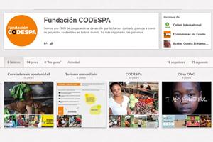 Pinterest, una manera dinámica y visual de conocer nuestros proyectos