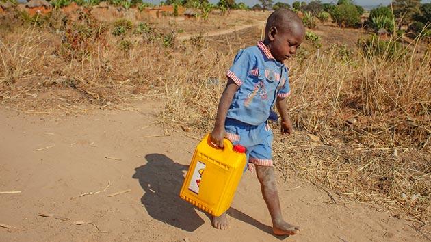 ¿Por qué trabajamos en Angola? Una población en situación de inseguridad alimentaria permanente