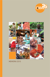 """Fundación CODESPA publica la """"Memoria 2010"""""""