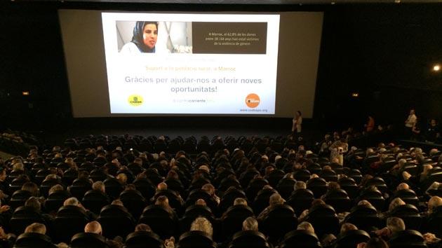 Cines solidarios CODESPA, ¡gracias por colaborar!