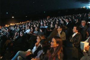 Cine solidario en Barcelona, a beneficio de los niños de la calle del Congo
