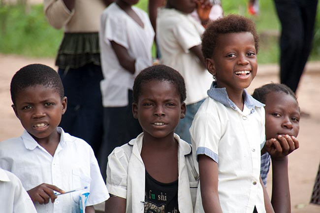 Proyecto RD Congo
