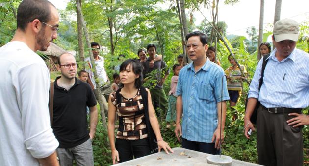 El proyecto de saneamiento de Vietnam, valorado como uno de los mejores en un estudio del Banco Mundial