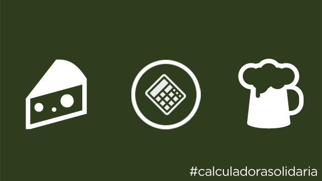 ¿Qué puedes descubrir con la #calculadorasolidaria?