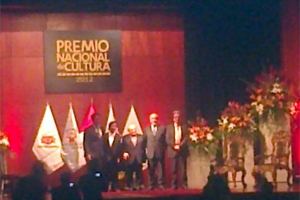 La asociación cultural Arena y Esteras, ganadora del Premio Nacional de Cultura en Perú