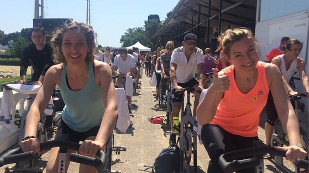 Recaudamos 5.300 euros gracias a tus pedaladas solidarias