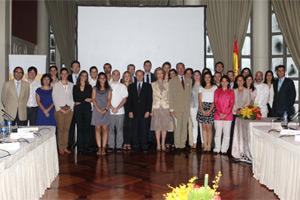 Viaje de Cooperación de Su Majestad la Reina a la República de Filipinas