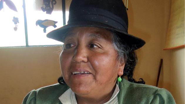 """Rosa Jaida: """"A nuestras compañeras les decimos que nada es difícil en la vida si se es honesta y trabajadora"""" #unahistoriaquecontar"""