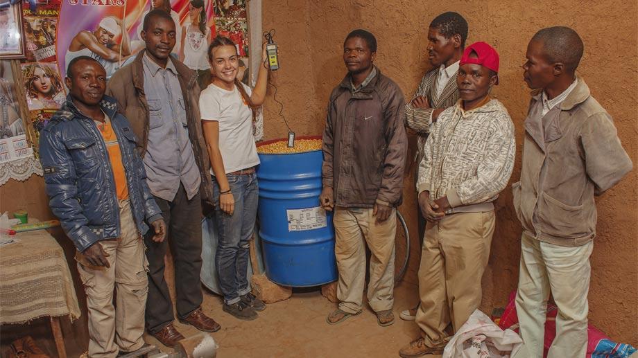 Seguridad y soberanía alimentaria en Angola