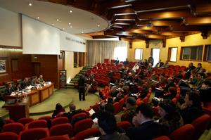 Seminario sobre Formación Profesional y Empleo en Marruecos