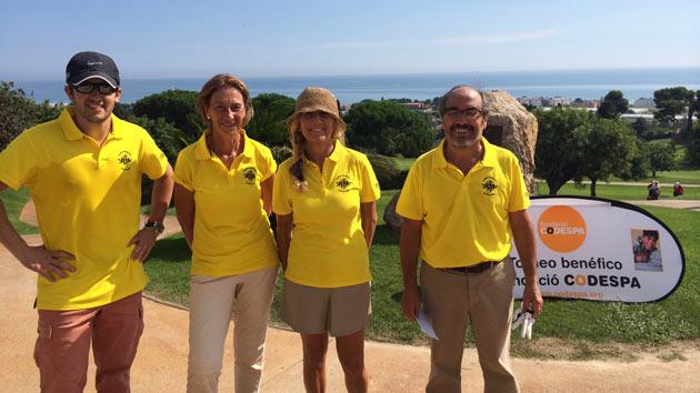 Éxito de participación y recaudación de fondos gracias al II torneo benéfico de golf